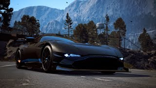 Need For Speed Payback - LV399 Aston Martin Vulcan Race Spec Performance is not worth the price