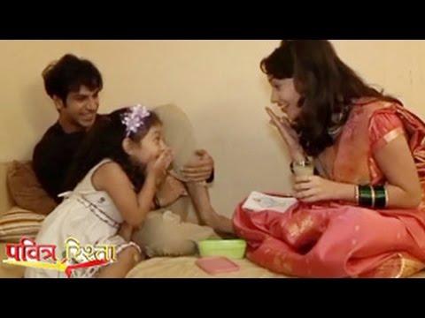 Pavitra Rishta 8th August 2014 FULL EPISODE HD | Ankita, Naren & Daughter Aashi's RE UNION