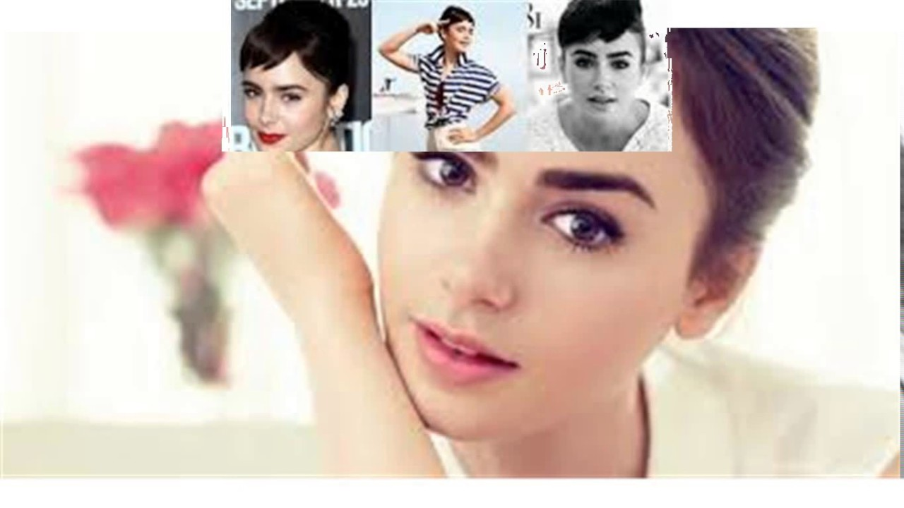 Lily Collins Audrey Hepburn Commercial