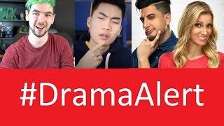 JackSepticEye - Pokemon Go CRIME #DramaAlert RiceGum vs PrankvsPrank  Yoteslaya Hacked!