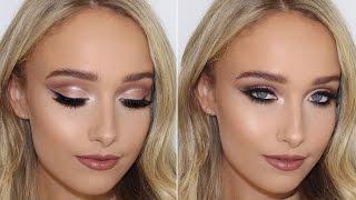 Full Coverage Dramatic Cut Crease Client Makeup Tutorial ♡ Jasmine Hand
