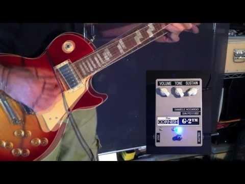 Cornish G2 - Some Guitar solos