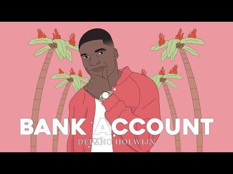 Défano Holwijn - BANK ACCOUNT (LYRIC VIDEO)