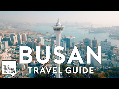 3-Day Busan Guide — Busan, South Korea   The Travel Intern