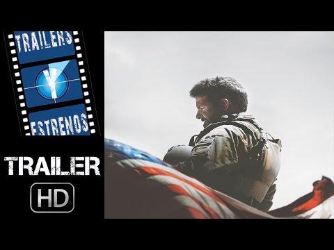 El francotirador - Trailer en español (HD)