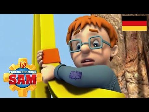 Feuerwehrmann Sam Deutsch Neue Folgen | Feurige Schauermärchen - Rettet | Cartoon für Kinder