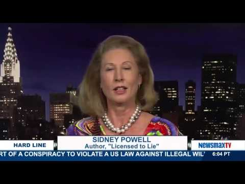 The Hard Line | Sidney Powell on the State Department and Freedom of Information Act requests
