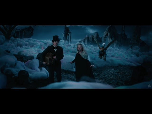 Oz the Great and Powerful - Official Trailer #3