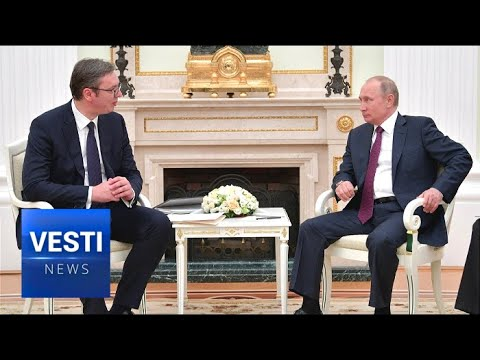 Another Balkan War? Putin Meets With Serbian President to Untangle Latest Provocations