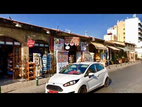 Larnaca, Cyprus - Exploring the City Center - Main Tourist Attractions