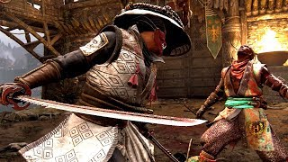 For Honor: S4 Early Access - Order and Havoc - Aramusha Duels
