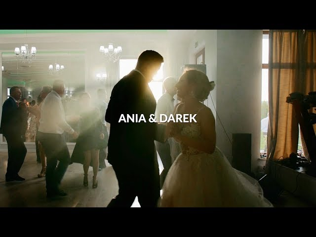 Ania & Darek   WEDDING VIDEO