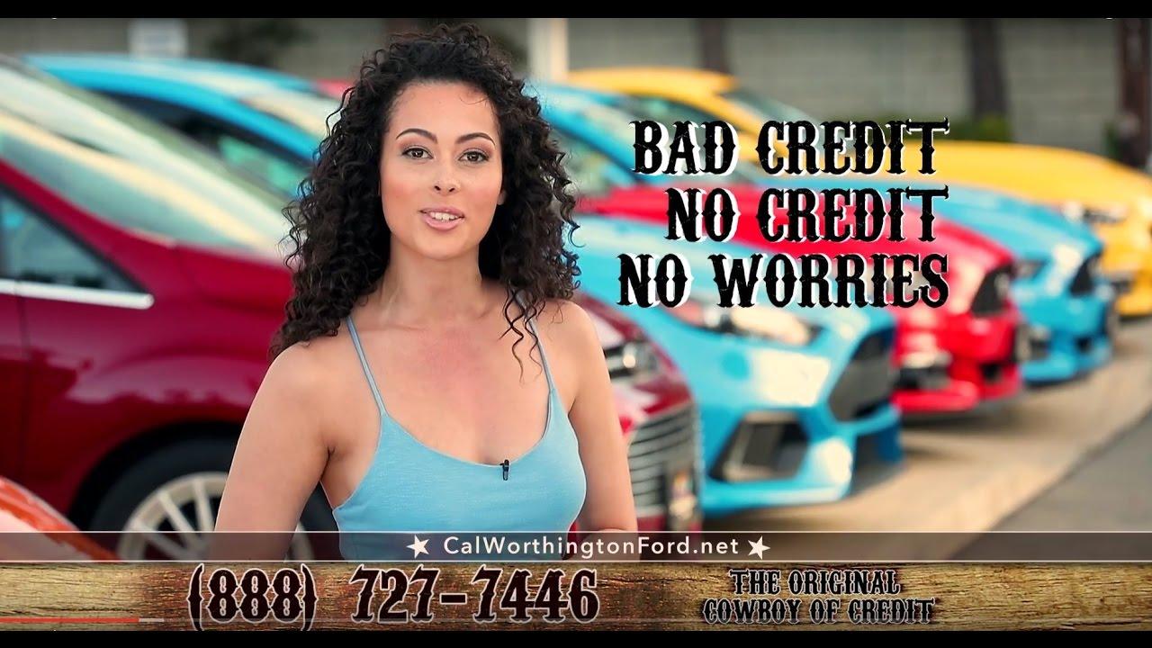 Cal Worthington Ford >> Worthington Ford Infomercial