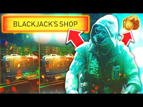 FINALLY.. The Blackjack's Shop Release Date (Black Ops 4 Update)