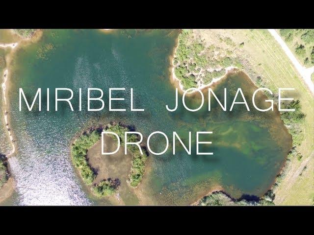 Drone Miribel Jonage - Dji Phantom 3 - Drone Lyon