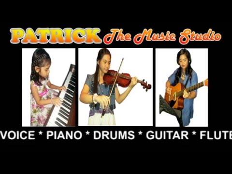 Music Lessons Davao ( Patrick The Music Studio 0922 5555 678)