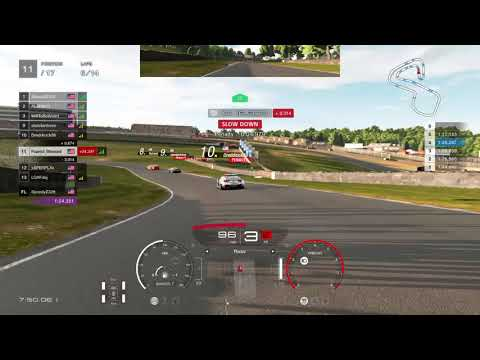 Gran Turismo Sport - Dirty Driver Blocking Straights