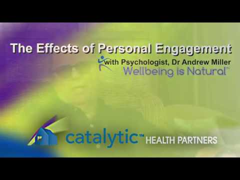 Catalytic Health Partners Effects of Personalized Care