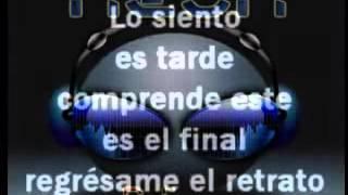 Ames - El final   llegando a la fiesta KARAOKE rostro ocultos