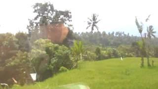 Sidemen Road, Bali