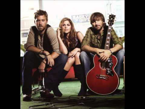 "Lady Antebellum Need You Now Just Like ""Back To You""  Wrote This For Lady A What Do You Think?"