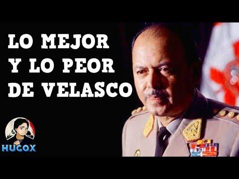 Lo Mejor y lo Peor del Gobierno de Juan Velasco Alvarado | Hugox