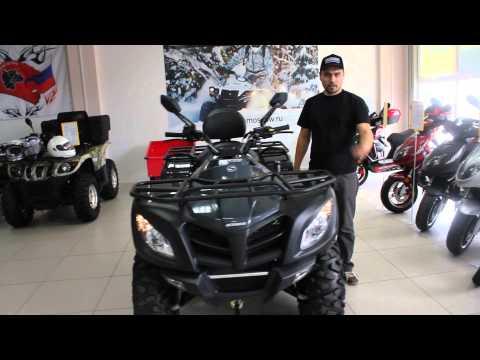 Тест квадроцикла STELS 800GT MAX EFI EPS (часть III) | ATVPORTAL.RU
