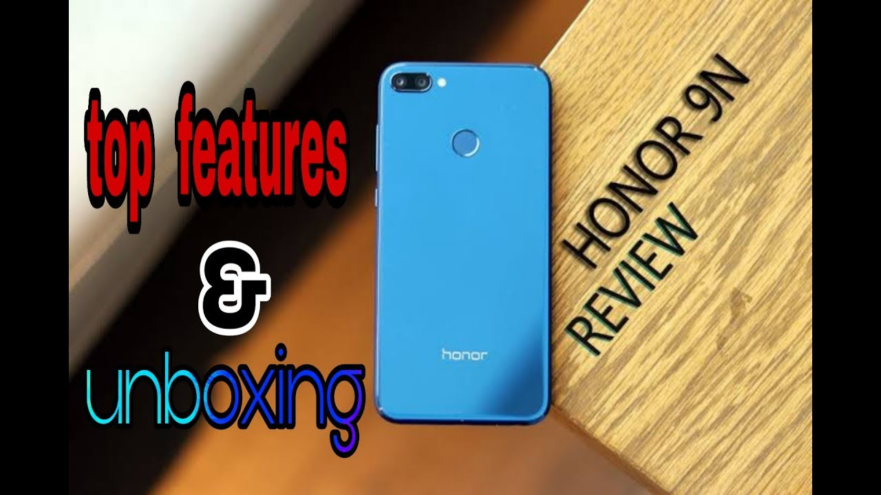 honor 9N full review ||honor 9N top features || honor 9N sapphire blue