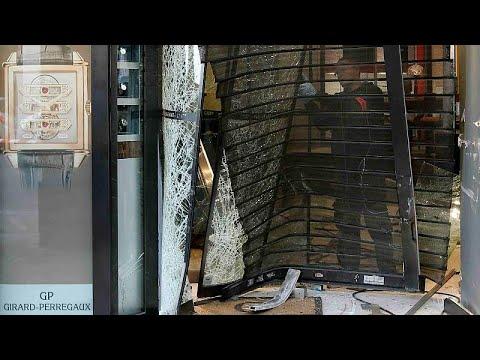 محل مجوهرات ثان في باريس ضحية عملية سطو.. وخسائر بقيمة 400 ألف يورو…  - نشر قبل 3 ساعة
