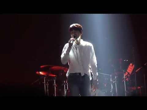 Kyuhyun - Time With You [Seoul Jazz Festival 2019]