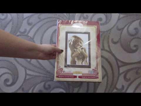 Вышивка золотое руно любимый котенок