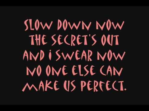 Marianas Trench  Perfect Lyrics