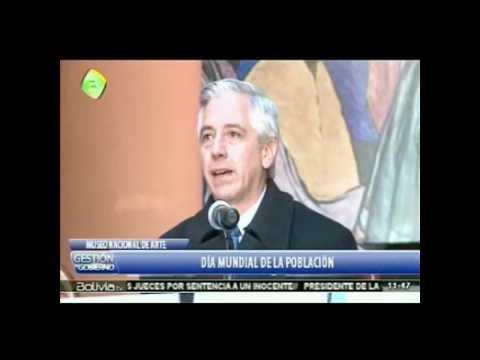 BTV - Vicepresidente Sr. Alvaro García Linera - DMP 2017 1ra Parte