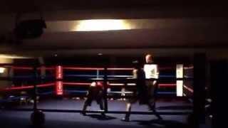 Kaylum Sproat v Shane McCauley