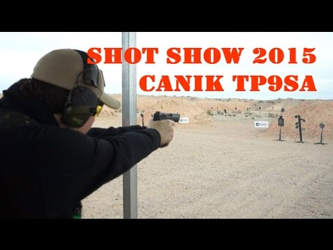 New from Canik: TP9SA Pistol - The Truth About Guns