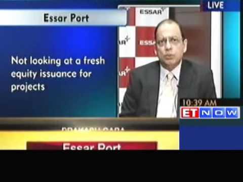 Looking to refinance existing debts via dollar: Essar Port