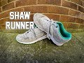 Asics Shaw Runner - Parkour Shoe Review