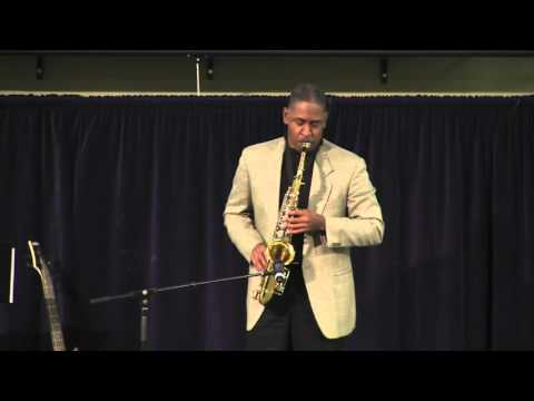 2015 11-28 Special Music -Larry Holman -Filmed by Harry