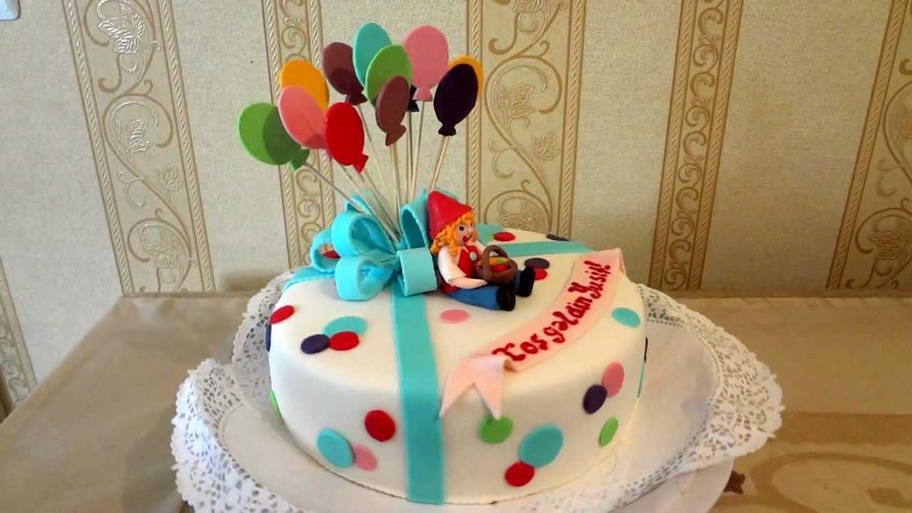 Выпечка тортов для ребенка фото