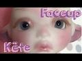 🌠 BJD Faceup process: Krot Kete Dust of doll  - Dollyta 🌠
