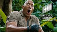 JUMANJI: WELCOME TO THE JUNGLE - Now on Blu-ray and Digital - Продолжительность: 16 секунд