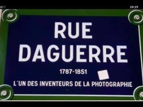 Rue Daguerre Paris Arrondissement  14e
