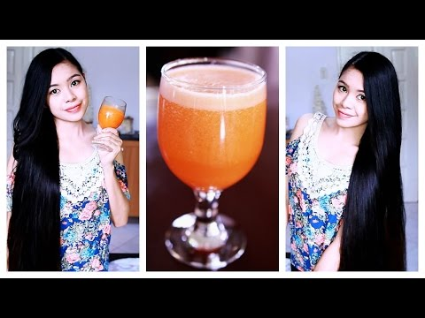 diy-carrot-juice-for-healthy-hair-and-skin-plus-hair-growth-smoothie-recipe-&-a-challenge