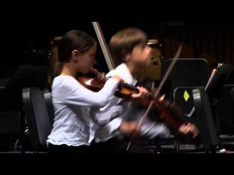 Mateo Violin - Saratoga - May 2015