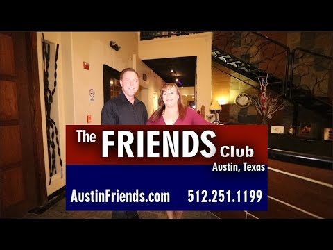 (No Longer Open) Tour The Friends Club in Austin Texas with Tom and Bunny from YouTube · Duration:  25 minutes 49 seconds