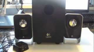 Logitech LS21 Speakers (2.1) - Review
