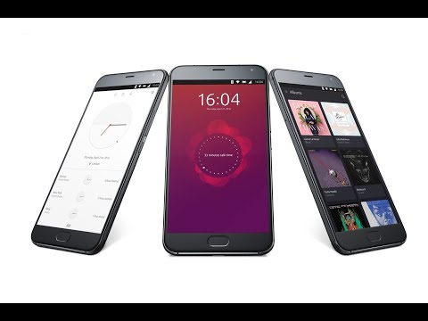 All Phones For Ubuntu Touch