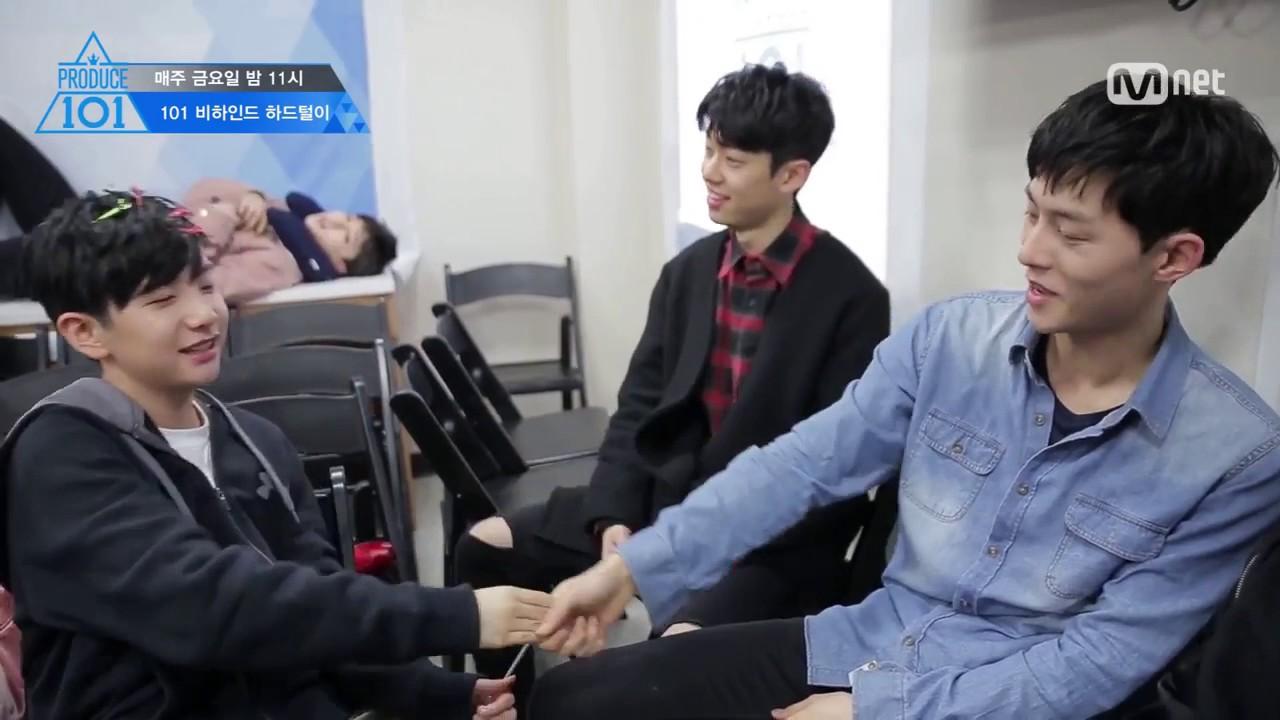 [ENG SUB] PRODUCE 101 season2 Behind