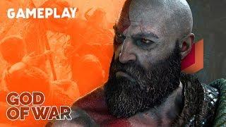 God of War (2018) – Gameplay AO VIVO EM HD!