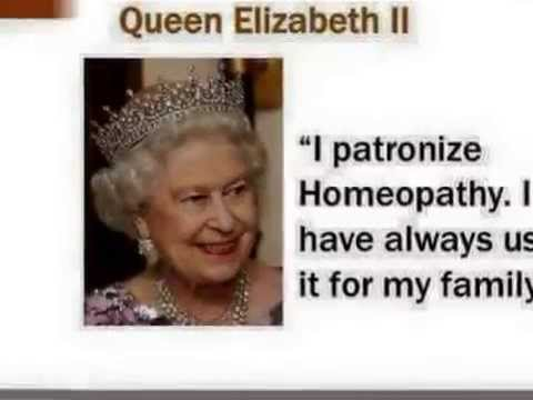 Homeopathy - World leaders and renowed personalities